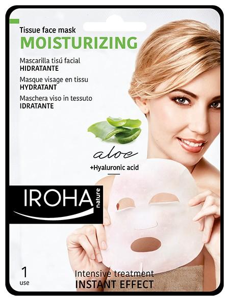 Хидратираща tissue маска за лице с АЛОЕ ВЕРА