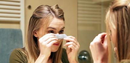 Начин на употреба на маска за лице, стъпка 1