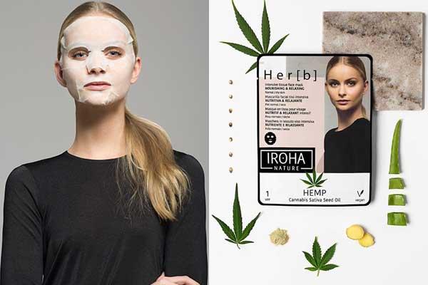 Маските за лице на Iroha Nature като основна грижа
